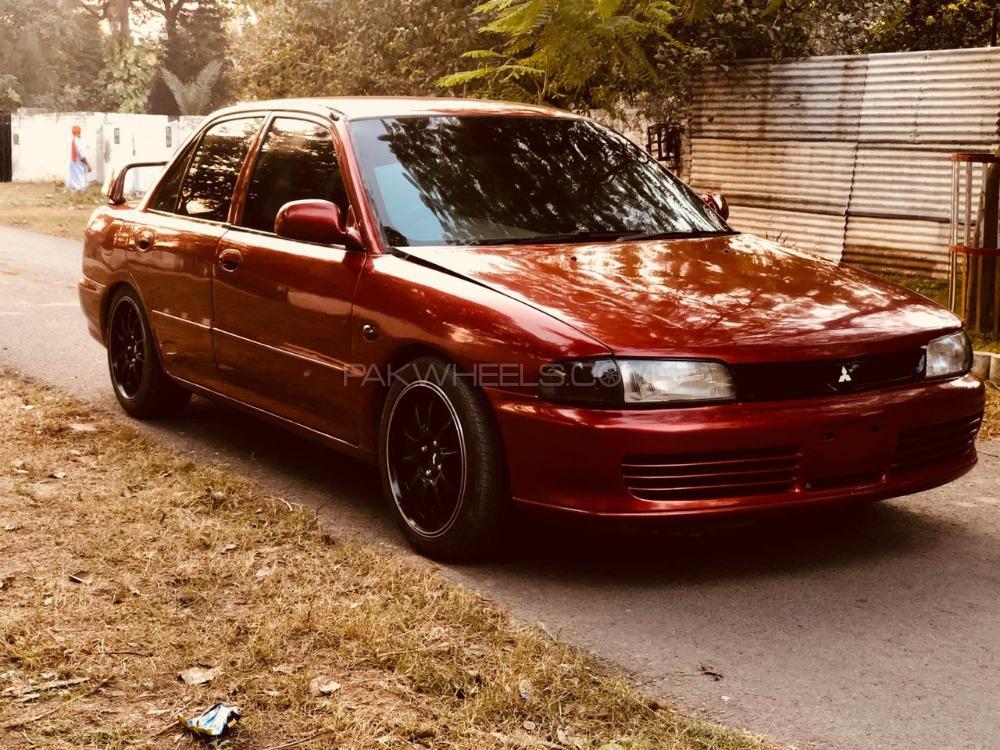 Mitsubishi Lancer - 1994  Image-1