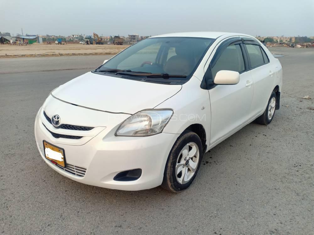 Toyota Belta X 1.0 2006 Image-1