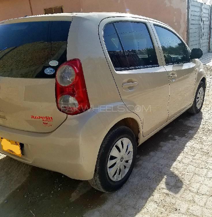 Toyota Passo X 2010 Image-1