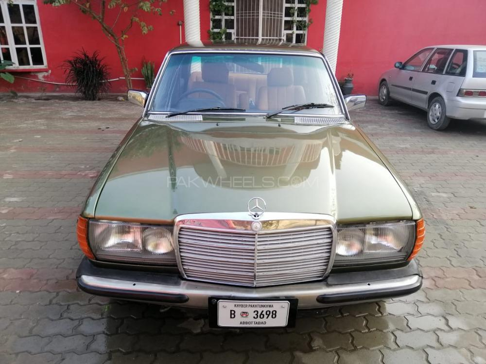 Mercedes Benz Other - 1984  Image-1