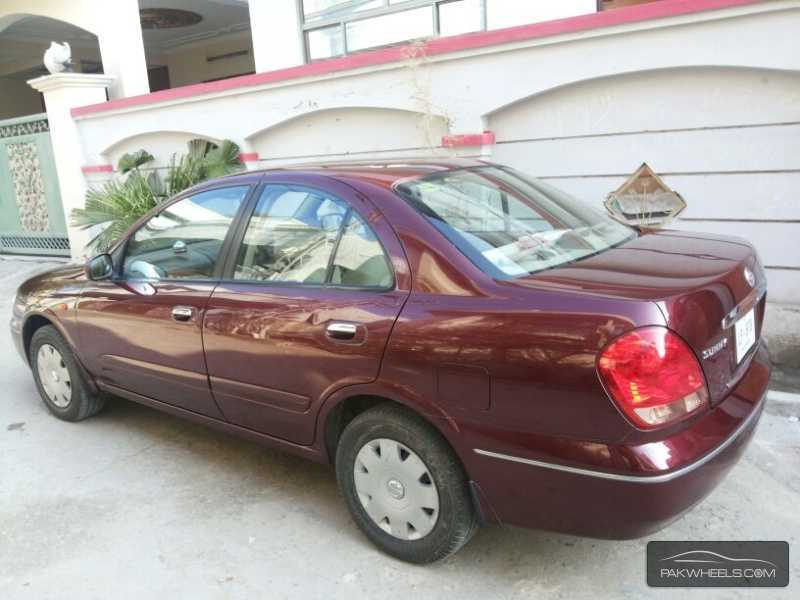 Nissan Sunny Super Saloon Automatic 1 6 2006 For Sale In