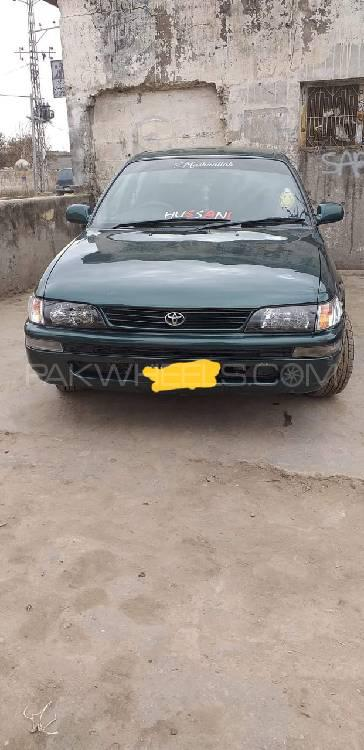 Toyota Corolla 2.0D Special Edition 2002 Image-1