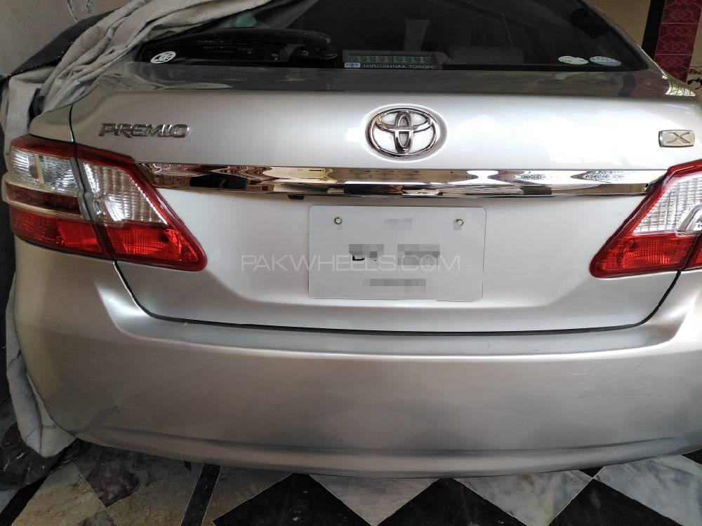 Toyota Premio X EX 1.8 2007 Image-1