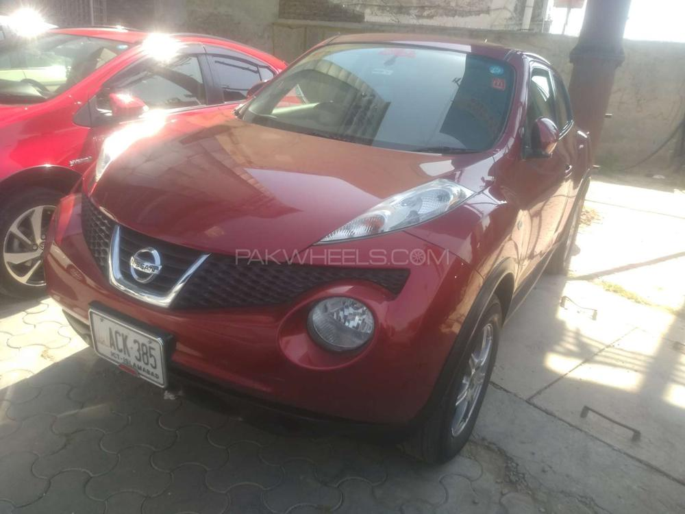 Nissan Juke 15RS 2010 Image-1