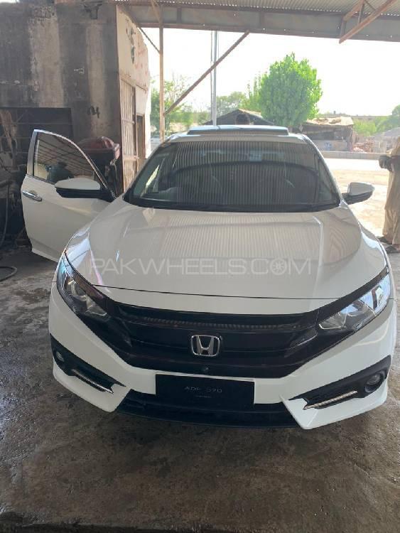Honda Civic 1.5 VTEC Turbo Oriel 2017 Image-1