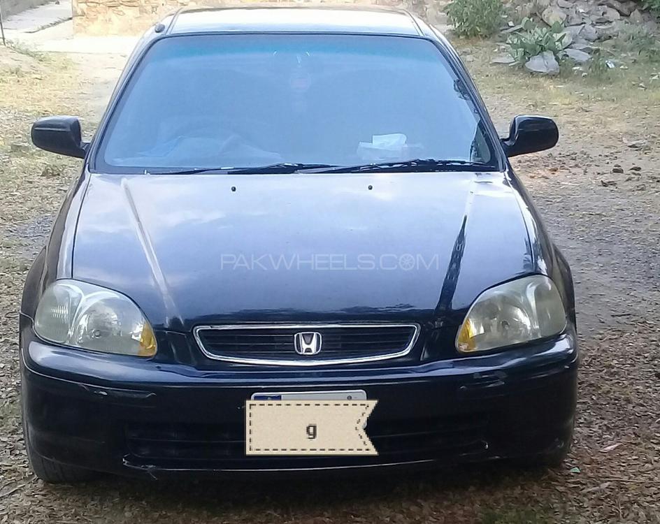 Honda Civic EXi Automatic 1996 Image-1