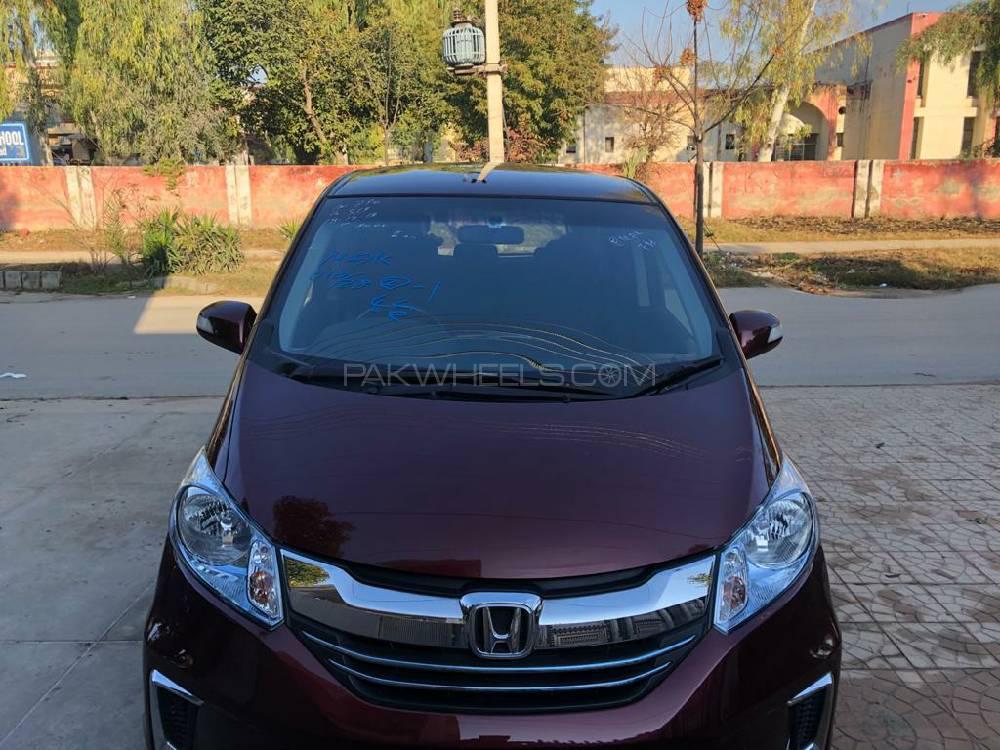 Honda Freed Hybrid EX 2014 Image-1