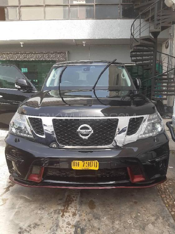 Nissan Patrol 2013 Image-1