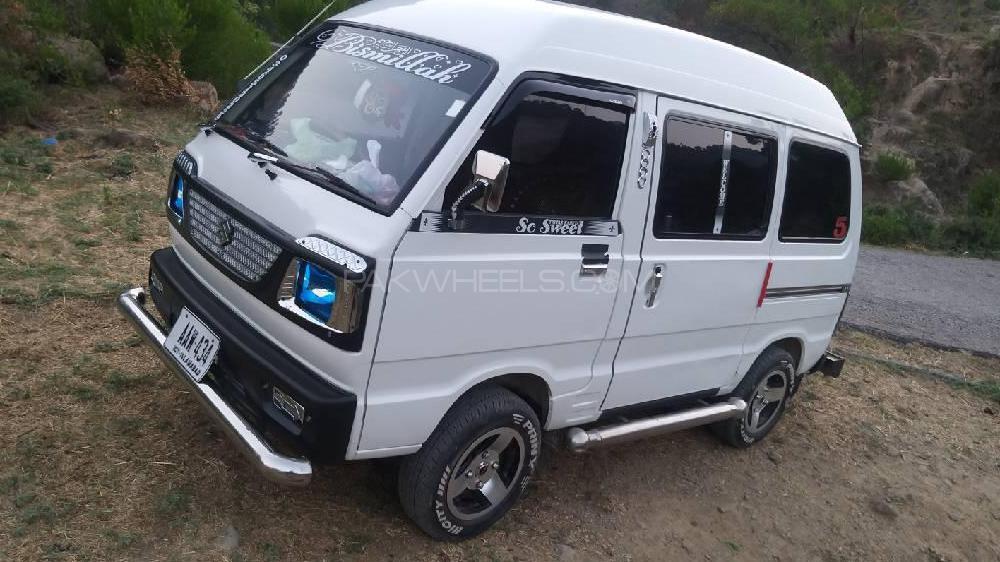 Suzuki Bolan 2016 Image-1