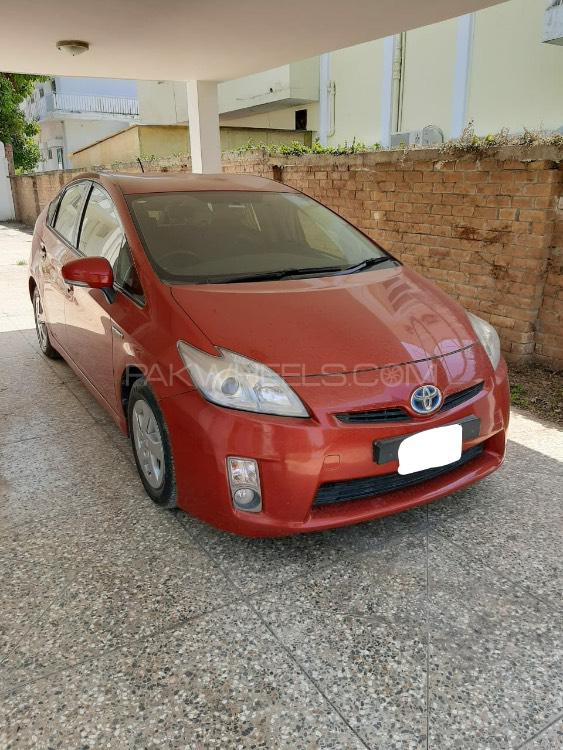 Toyota Prius G Touring Selection 1.8 2010 Image-1
