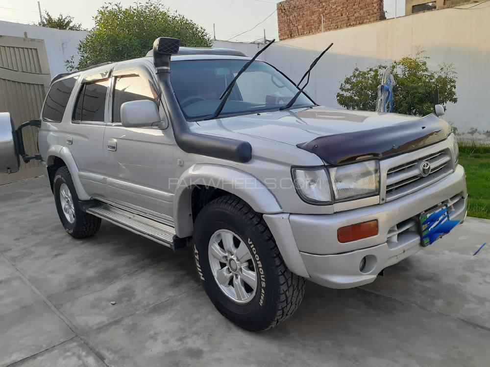 Toyota Surf SSR-X 3.4 1997 Image-1