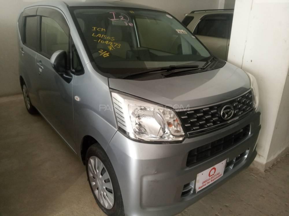 Daihatsu Move L 2017 Image-1