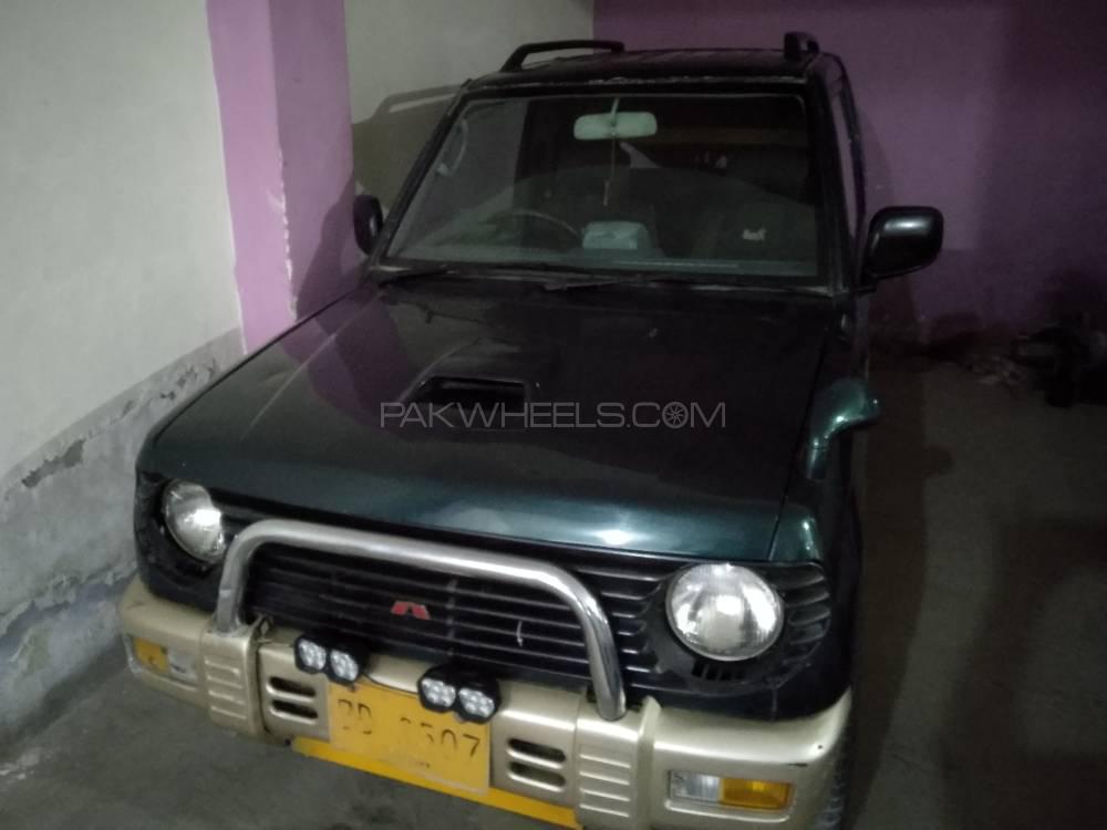 Mitsubishi Pajero Mini Active Field Edition 1998 Image-1