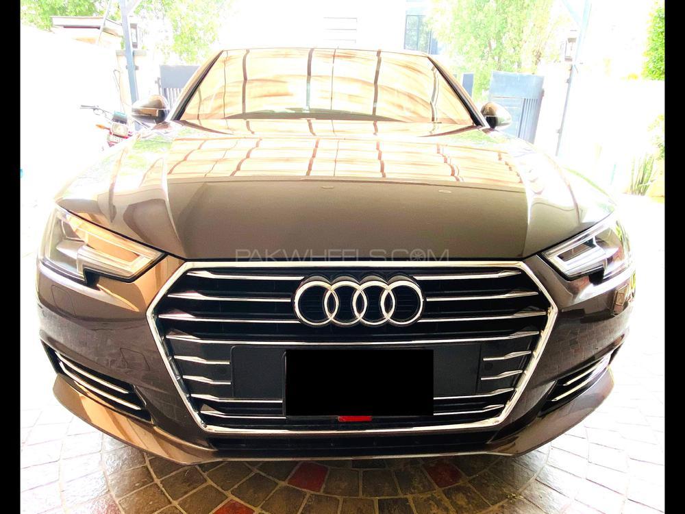 Audi A4 1.4 TFSI  2017 Image-1