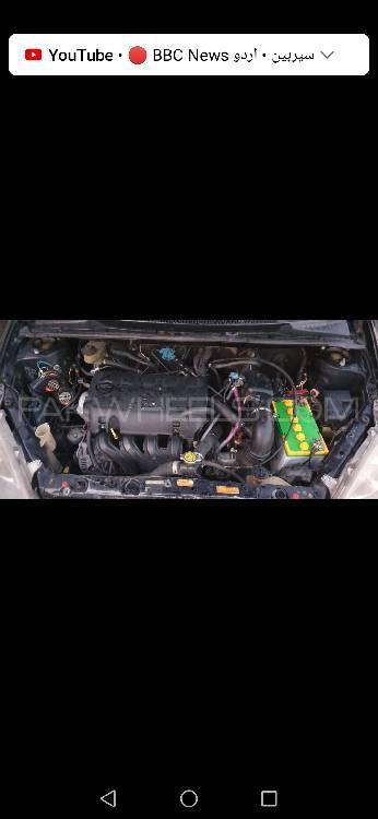 Toyota Vitz F 1.3 1999 Image-1