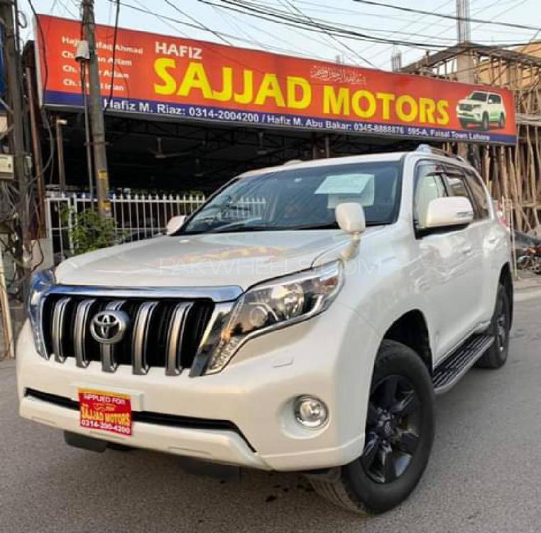 Toyota Prado TX 2.7 2015 Image-1