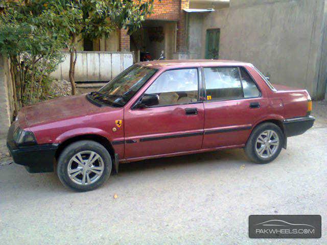 Honda civic 1984 for sale in islamabad pakwheels for 1984 honda civic