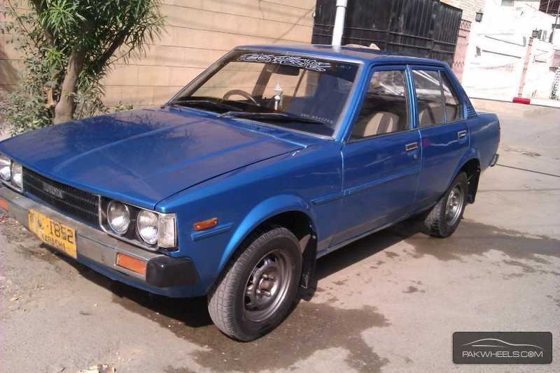 toyota corolla 1980 for sale in karachi pakwheels. Black Bedroom Furniture Sets. Home Design Ideas