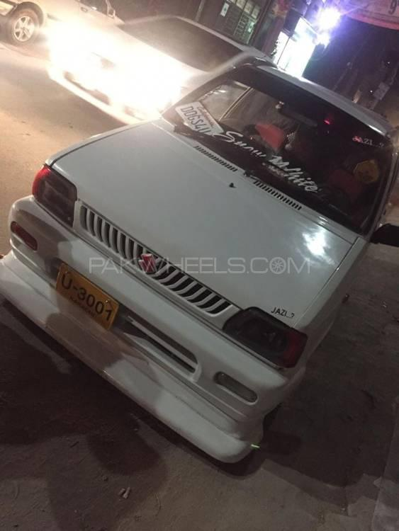 Suzuki Mehran - 1993  Image-1