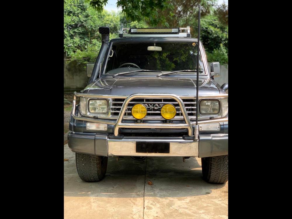 Toyota Prado 1995 Image-1