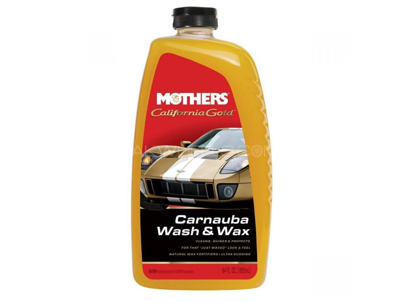 Mothers Carnauba Wash And Wax 64 oz in Lahore