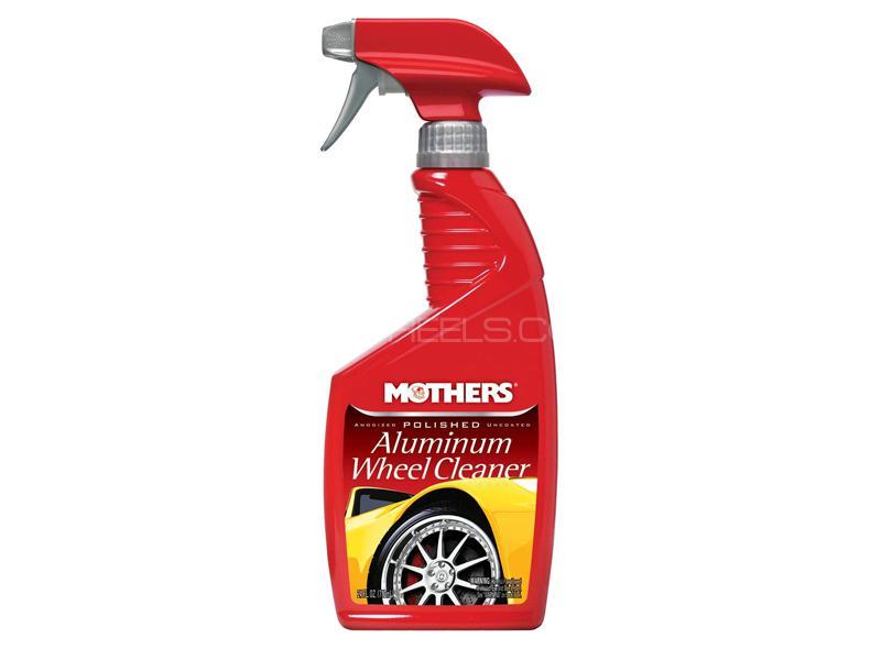 Mothers Polished Aluminium Wheel Cleaner 24 oz Image-1