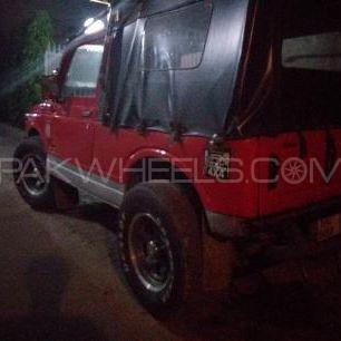 Suzuki Potohar - 1999  Image-1