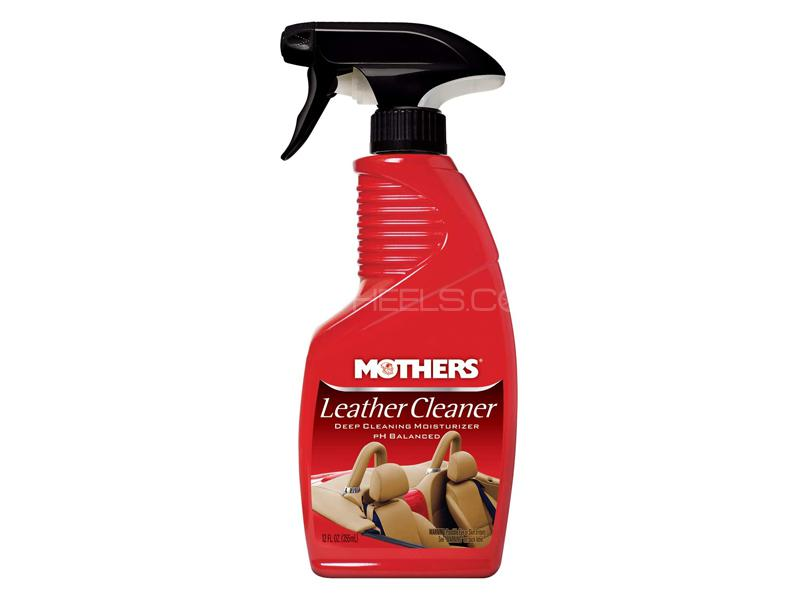 Mothers Leather Cleaner 12 oz Image-1