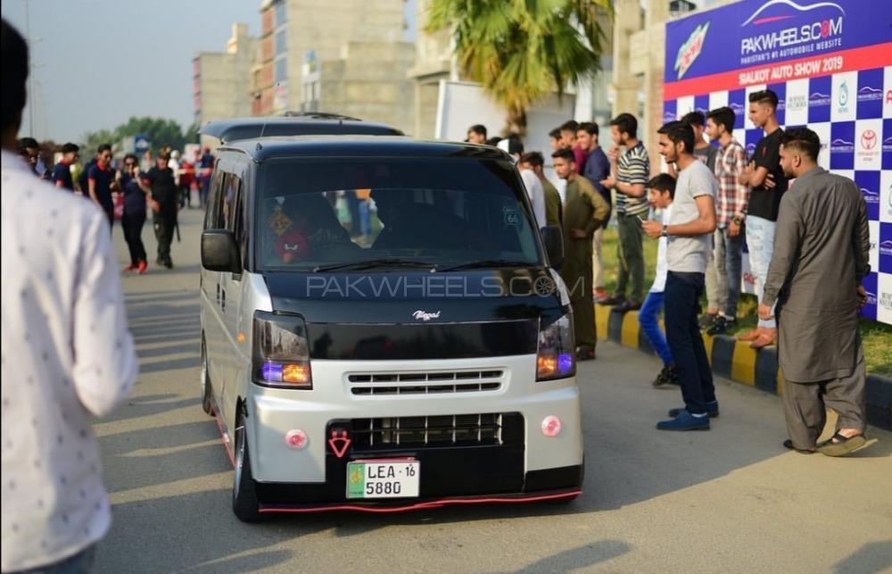 Suzuki Every Wagon - 2016  Image-1