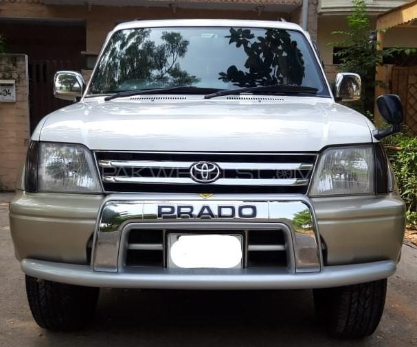Toyota Prado RX 2.7 (3-Door) 1999 Image-1