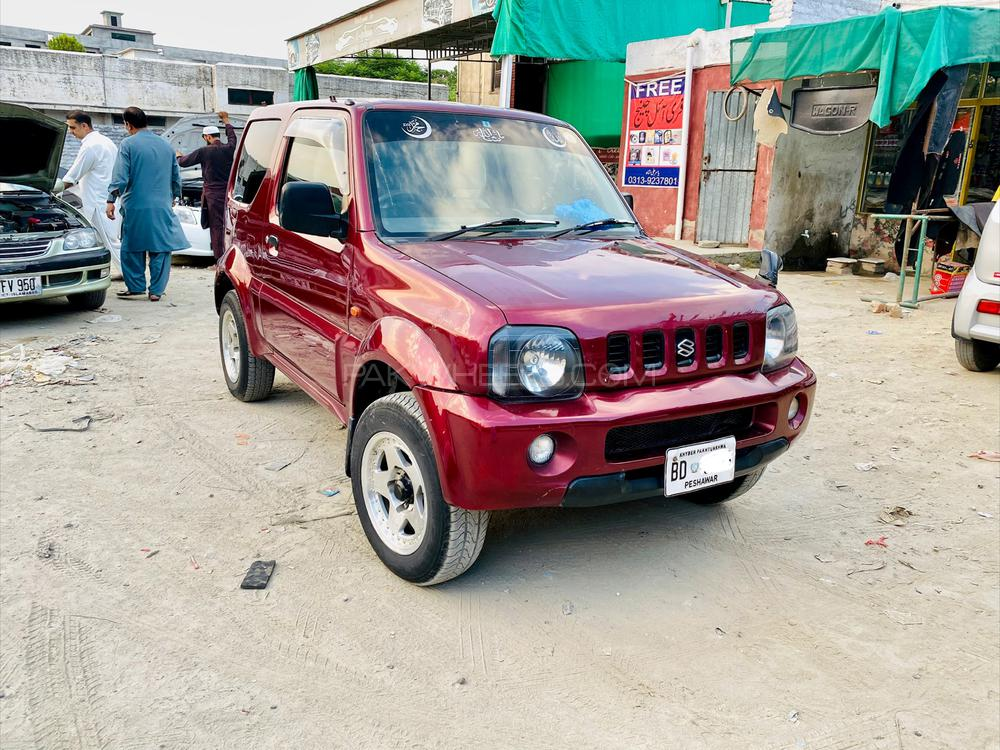 Suzuki Jimny 1998 Image-1