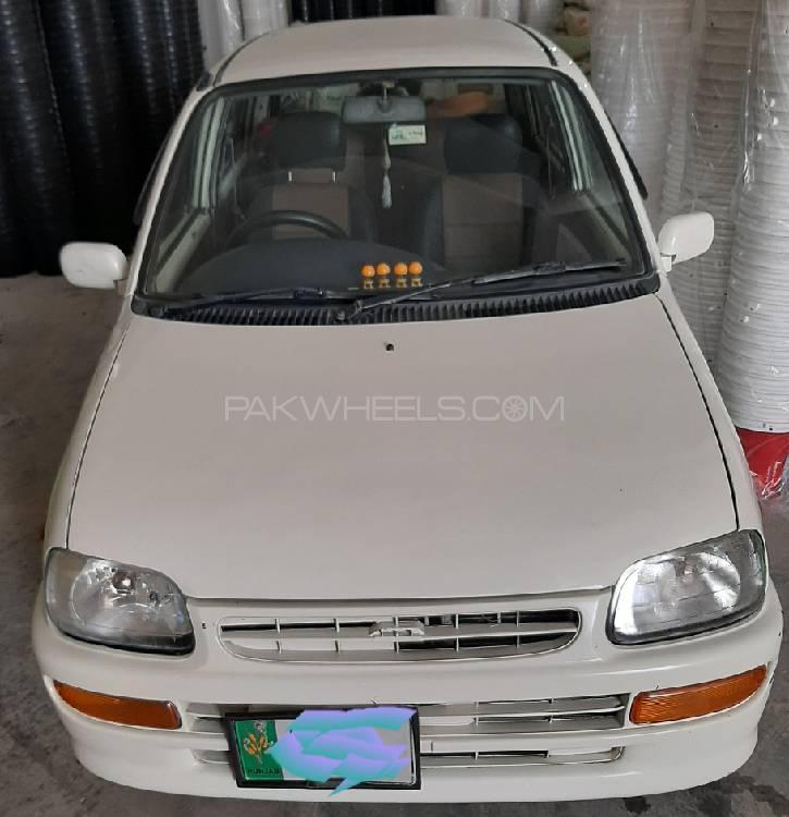 Daihatsu Cuore CX Ecomatic 2003 Image-1