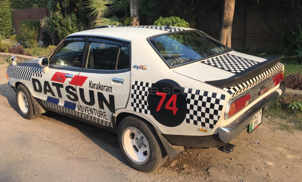 Datsun 120 Y - 1974  Image-1