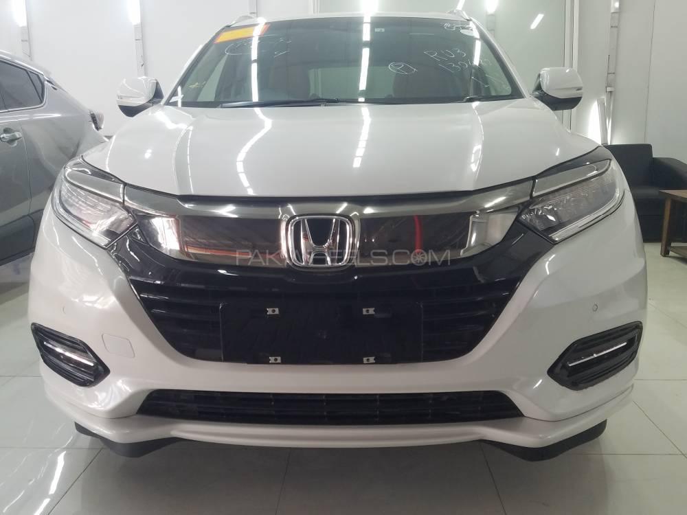 Honda Vezel Hybrid Z Honda Sensing  2018 Image-1