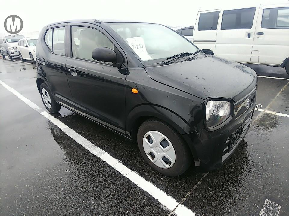 SUZUKI ALTO F