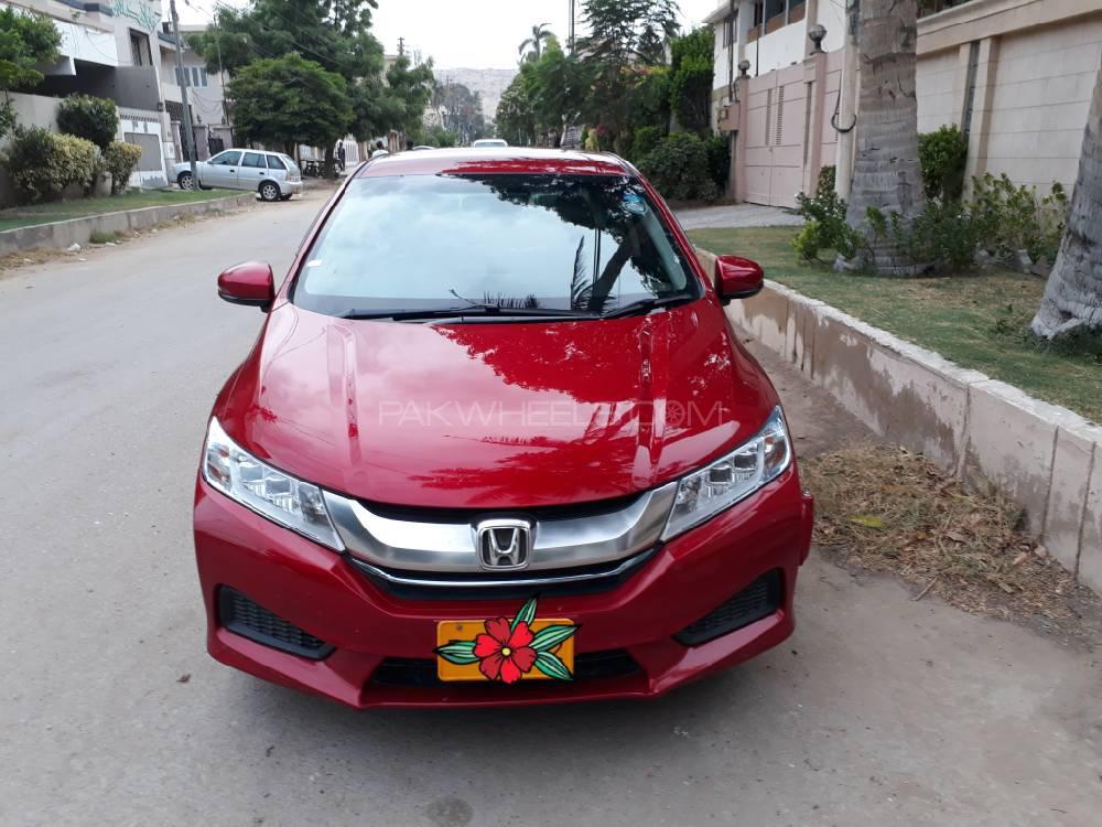 Honda Grace Hybrid EX 2016 Image-1