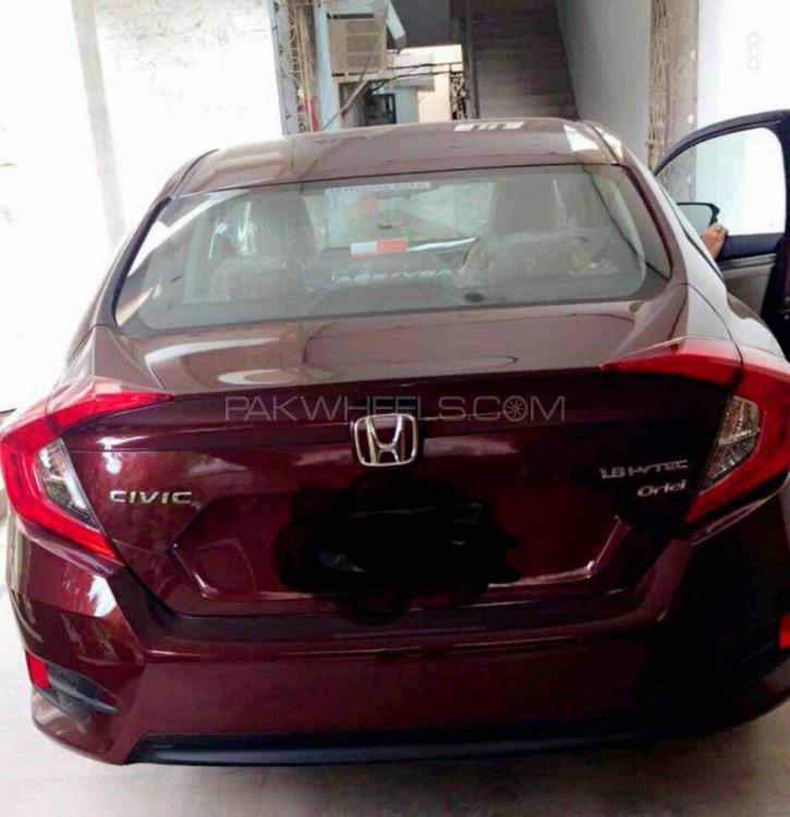 Honda Civic 2018 For Sale In Karachi