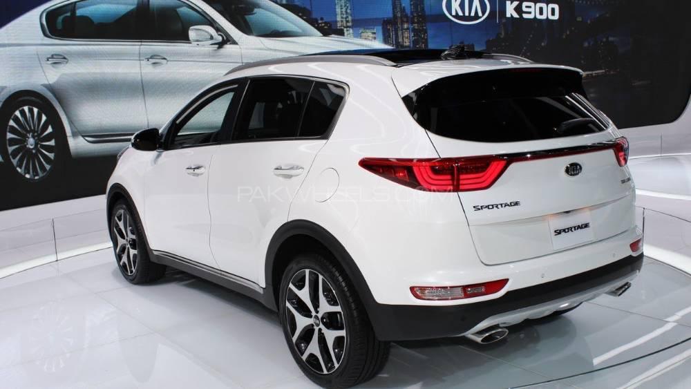 KIA Sportage FWD 2020 Image-1