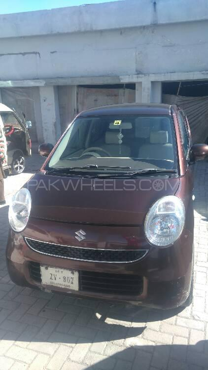 Suzuki MR Wagon G 2008 Image-1