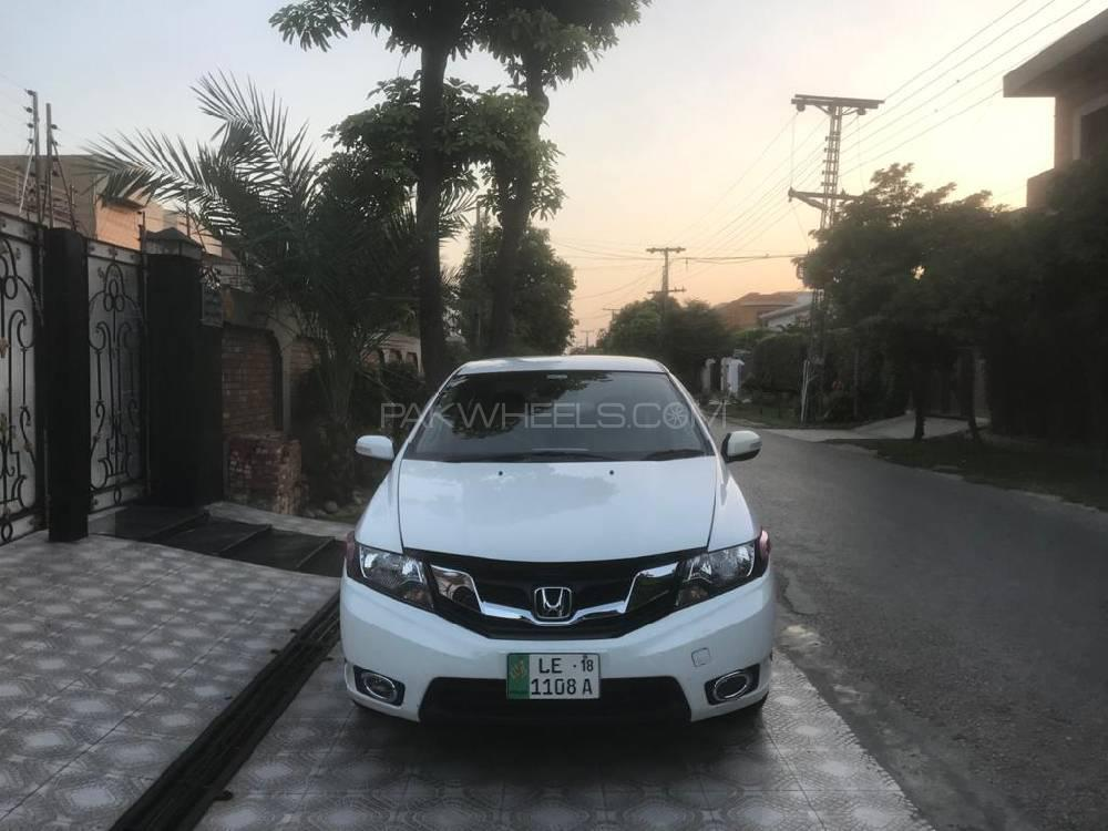 Honda City 1.5 i-VTEC 2018 Image-1