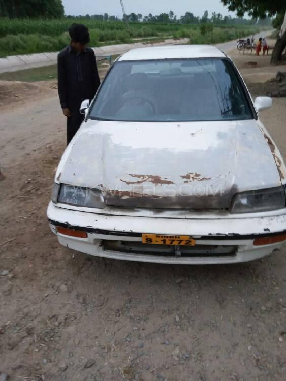 Honda Civic EXi 1991 Image-1