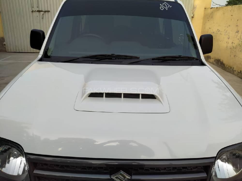 Suzuki Jimny JLDX 2019 Image-1