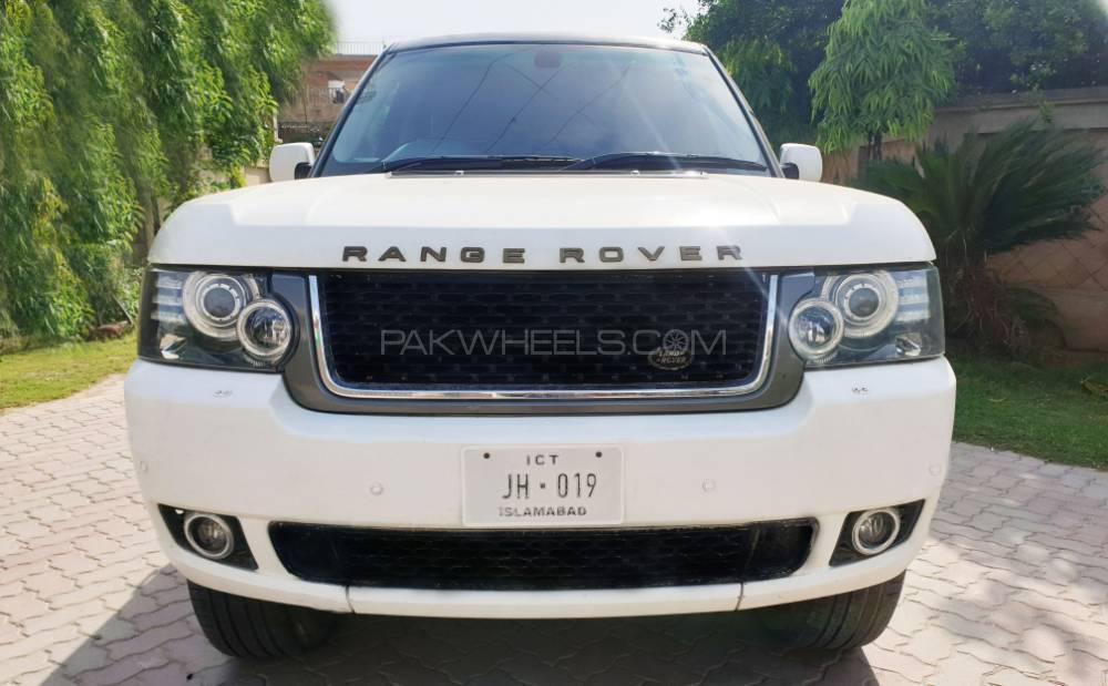 Range Rover Vogue Autobiography 2006 Image-1