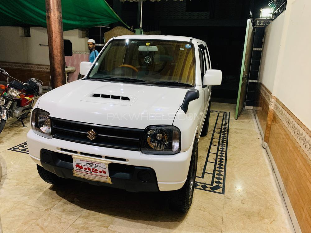 Suzuki Jimny 2015 Image-1