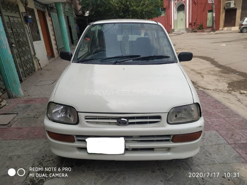 Daihatsu Cuore 2002 Image-1
