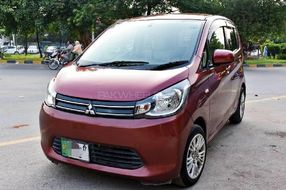 Mitsubishi Ek Wagon G 2017 For Sale In Lahore Pakwheels