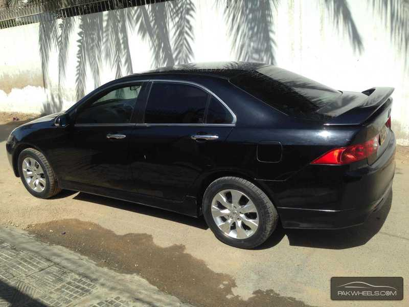 Honda Accord CL9 2002 for sale in Karachi | PakWheels