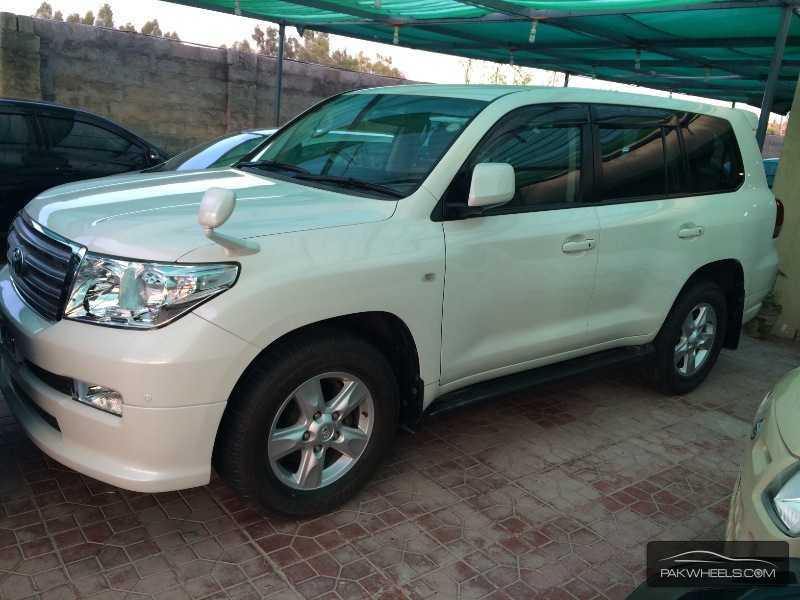 Toyota Land Cruiser 2008 For Sale In Islamabad Pakwheels