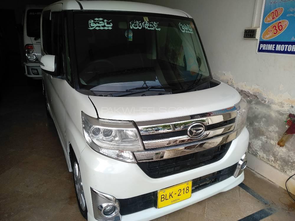 Daihatsu Tanto X 2014 Image-1