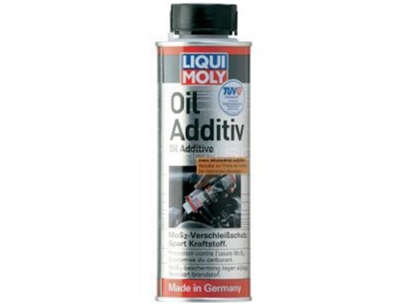 LIQUI MOLY Mos2 Antifriction Oil Additive - 300 ML Image-1